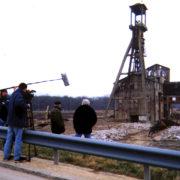 après la mine - tournage