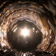 tunnel drape